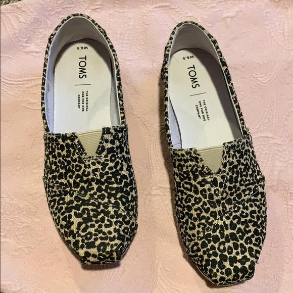 Toms Shoes   Toms Baby Cheetah Shoes
